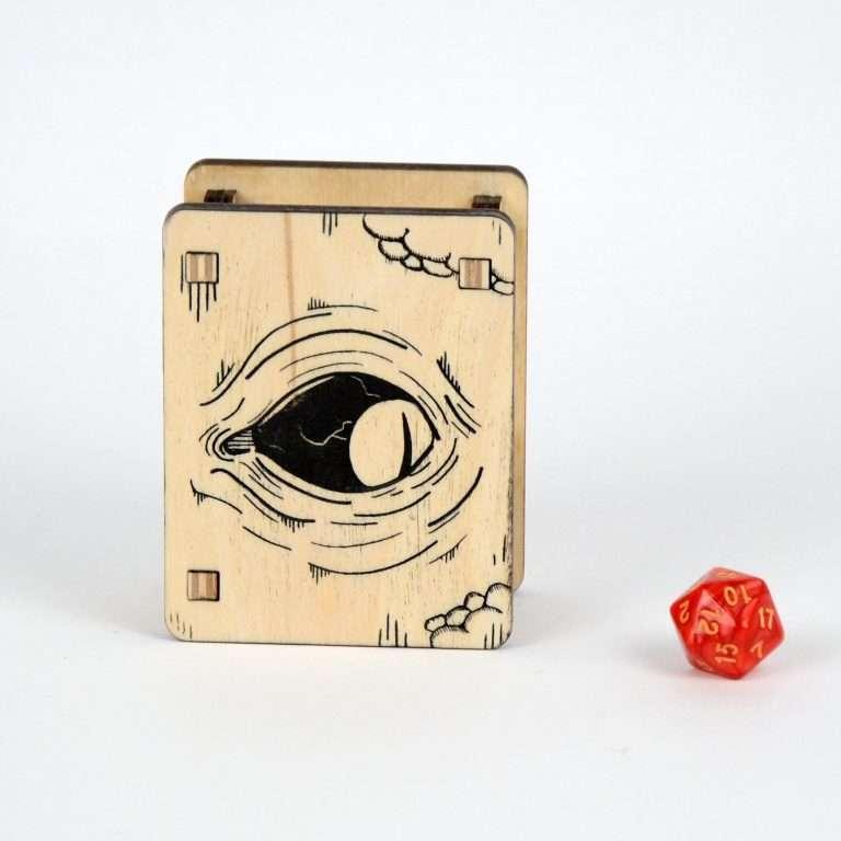 eye inked